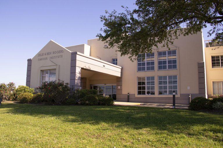 Julie & Ben Rogers Cancer Institute